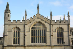 Oxford Architecture. Traditional Building in Oxford, UK Stock Images