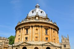 Oxford architecture Royalty Free Stock Photography
