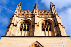 Oxford building Stock Photos