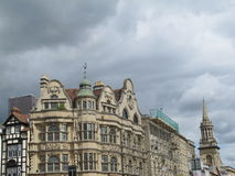 Oxford buildings Royalty Free Stock Photography
