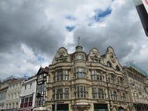 Oxford buildings Stock Photo