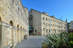 Oxford castle Royalty Free Stock Images