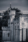Oxford Castle Stock Photography