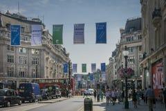 Oxford Circus, London, UK Stock Image