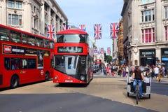 Oxford cirkus Royaltyfri Bild