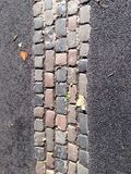Oxford cobbles Stock Image