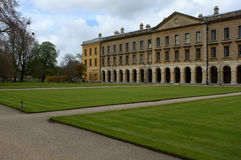 Oxford College Royalty Free Stock Photos