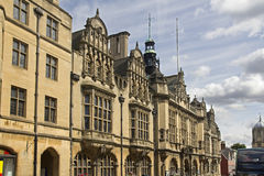 Oxford College, UK Stock Photos