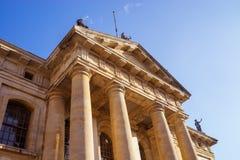 Oxford die 1 bouwen royalty-vrije stock foto