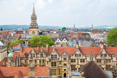 Oxford. England Royalty Free Stock Image