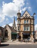 Oxford England Stock Image