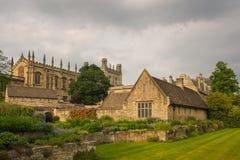 Oxford, England, Großbritannien Stockbilder