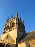 Oxford in the evening Royalty Free Stock Photography