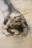 Oxford Gargoyle Royalty Free Stock Photo