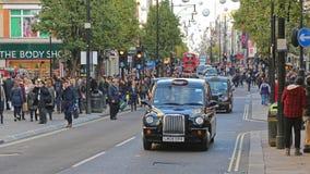 Oxford gata Royaltyfri Foto