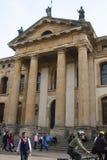 Oxford, Großbritannien - 13. Oktober 2018: Stadtgebäude bekannt als das Haus University of Oxfords lizenzfreie stockbilder