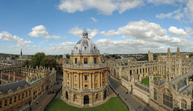 Oxford, het UK Stock Fotografie