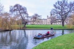 Oxford i England Royaltyfria Foton
