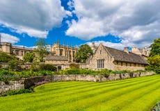 Oxford landmark,England, UK Stock Image