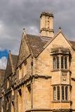 Oxford Landmark, England, UK Stock Images