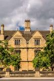 Oxford Landmark, England, UK Stock Image