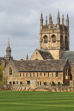 Oxford - Merton college Royalty Free Stock Photos
