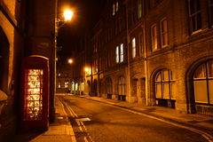 Oxford Night IV Royalty Free Stock Image