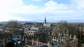 Oxford, Oxfordshire, Inghilterra immagine stock libera da diritti