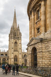 Oxford, Oxfordshire, University Church of St Mary the Virgin Stock Photo