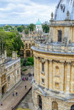 Oxford, Reino Unido - 21 de agosto, câmera de Radcliffe o 2 de agosto imagens de stock royalty free