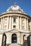 Oxford, Reino Unido 13 de octubre de 2018 - la biblioteca de Bodleian, la biblioteca de investigación principal de la universidad foto de archivo