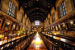 Oxford Salão idoso foto de stock