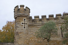 Oxford-Schloss Lizenzfreies Stockfoto