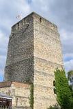 Oxford-Schloss-Turm Lizenzfreies Stockbild