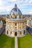 Oxford in spring morning Stock Images