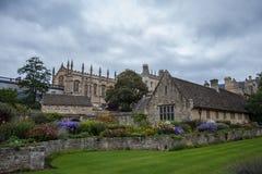 Oxford stad, England Arkivbilder