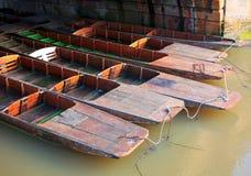 oxford stakbåtar fotografering för bildbyråer