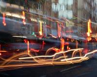 Oxford-Straße Lizenzfreies Stockbild