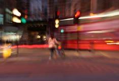 Oxford-Straße Stockfotos