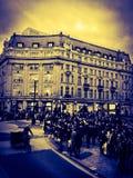 Oxford Street Stock Image