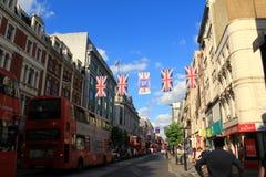 Oxford Street London UK Stock Photography