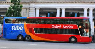 Oxford Tube Royalty Free Stock Image