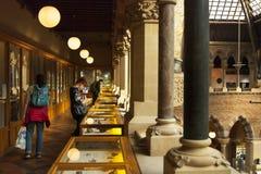 Oxford, U K, le 13 octobre 2018 - musée d'histoire naturelle d'Oxford image stock