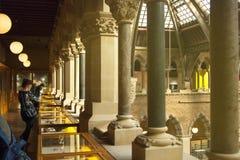 Oxford, U K, am 13. Oktober 2018 - Naturgeschichtemuseum Oxfords lizenzfreie stockfotos