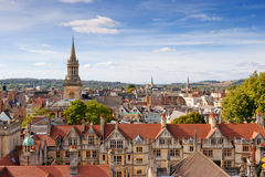 Oxford. UK Royalty Free Stock Photo