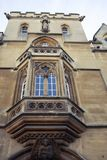 Oxford, UK - October 13, 2018: City buildings known as the home of the University of Oxford. stock photos