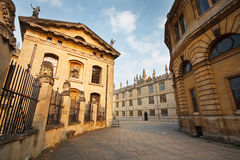 Oxford, UK. Royalty Free Stock Image