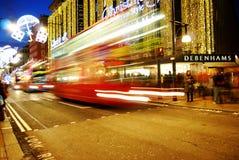 oxford ulica Zdjęcia Royalty Free