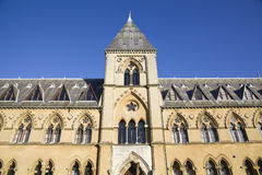 Oxford university Royalty Free Stock Photography