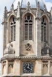 Oxford University England Royalty Free Stock Images